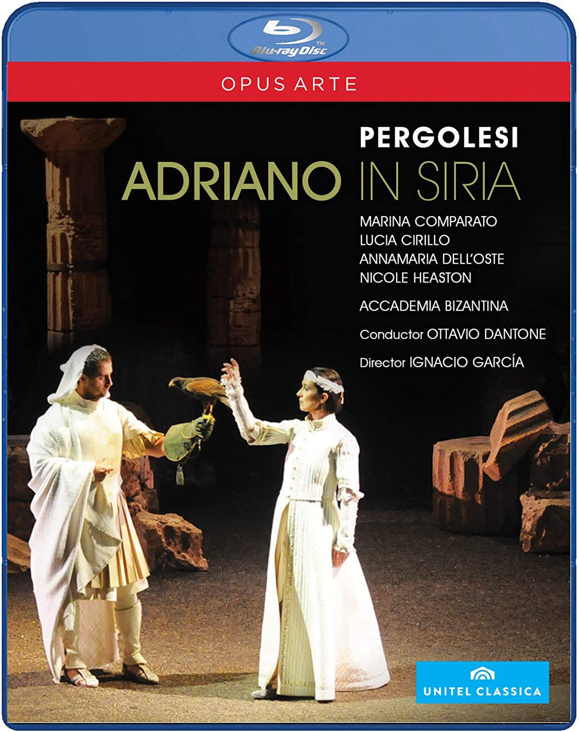 Photo No.1 of Pergolesi: Adriano in Siria