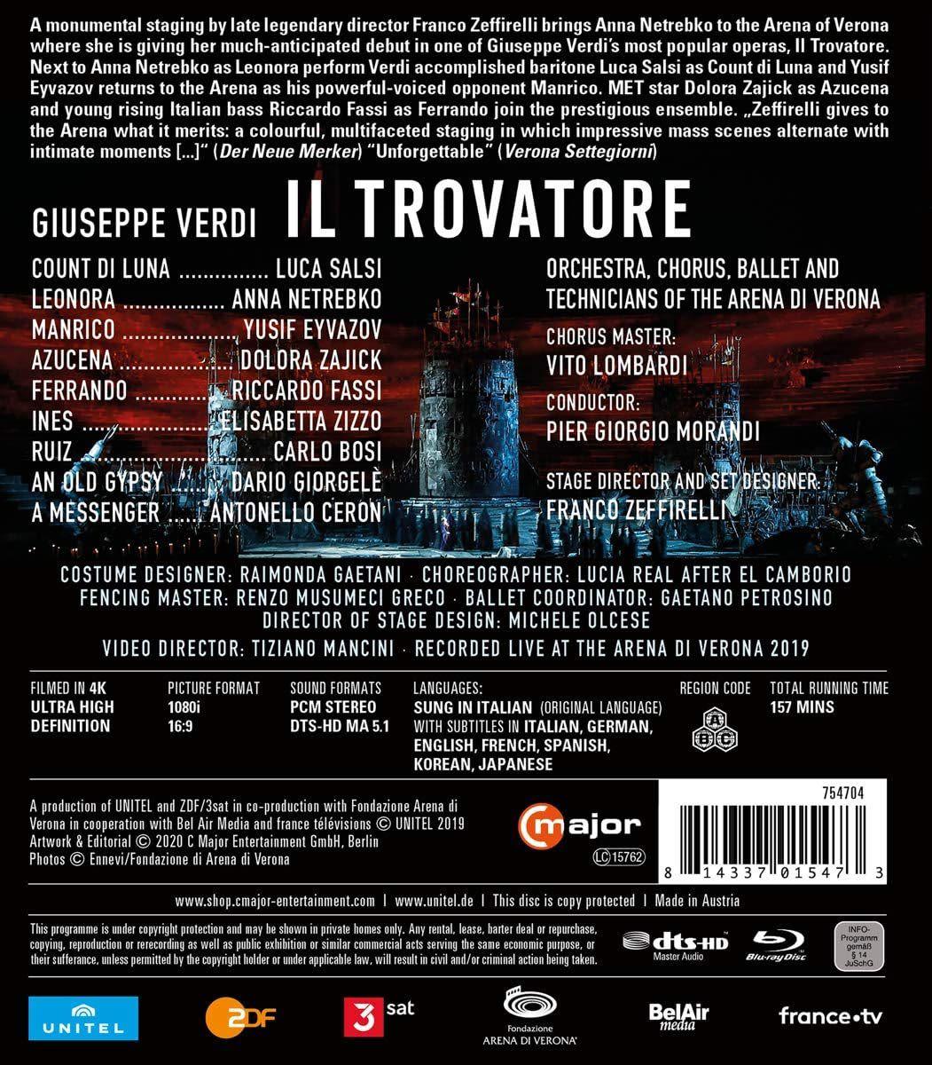Photo No.2 of Verdi: Il Trovatore