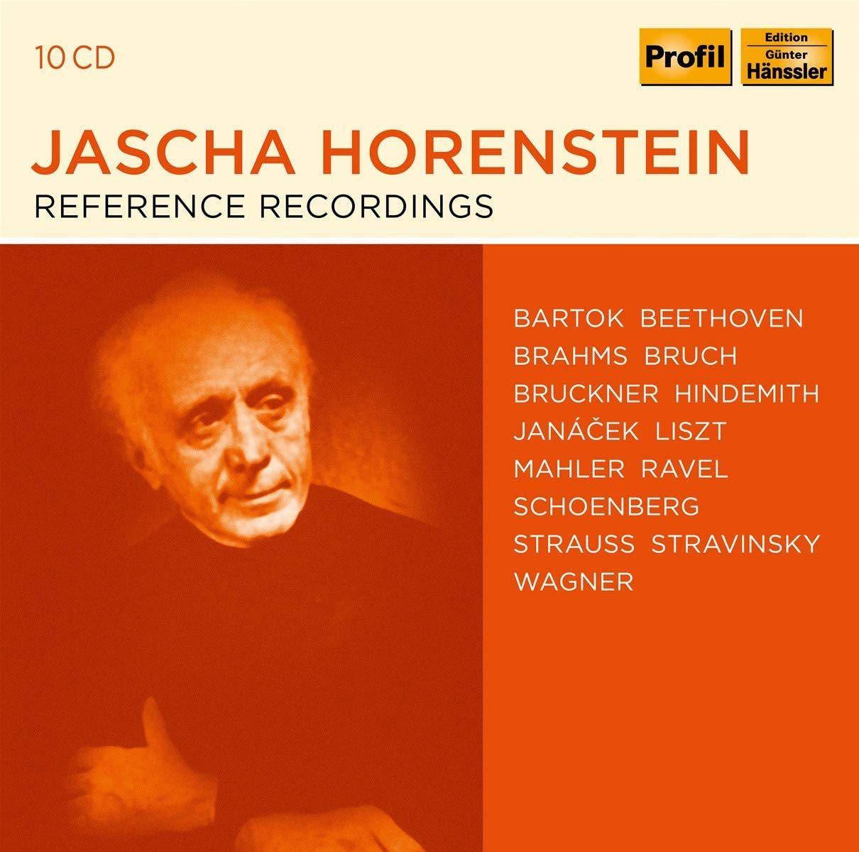 Photo No.1 of Jascha Horenstein: Reference Recordings