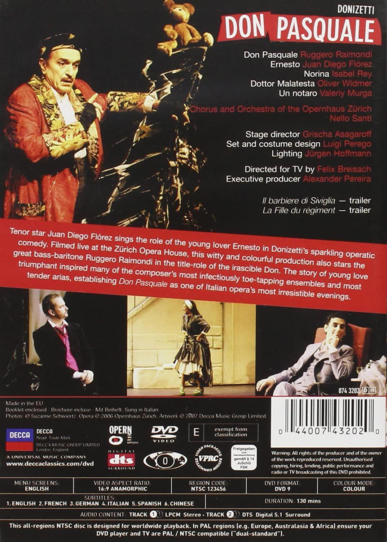Photo No.2 of Donizetti: Don Pasquale