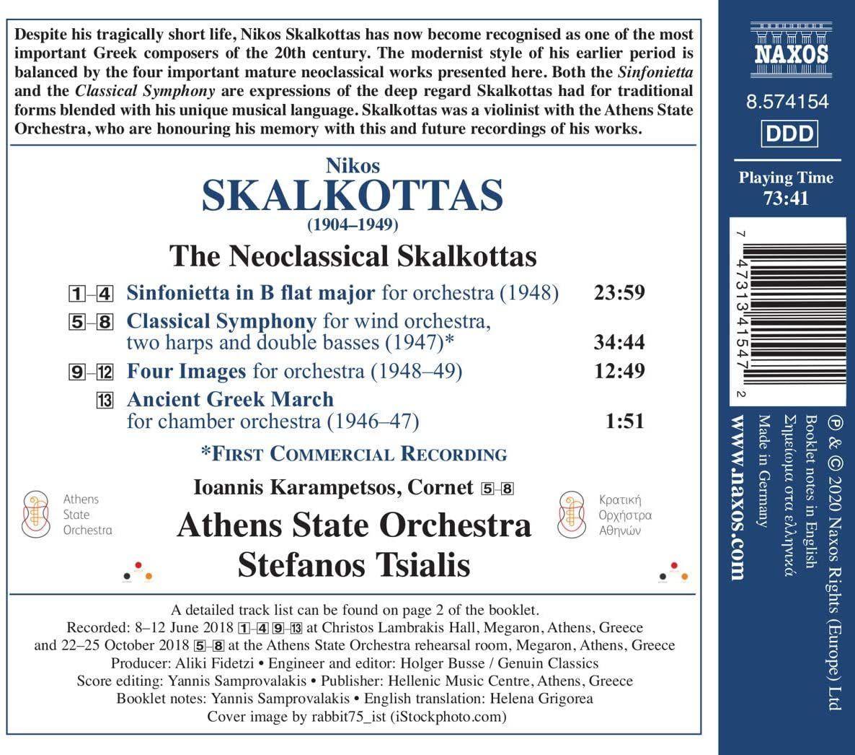 Photo No.2 of The Neoclassical Skalkottas