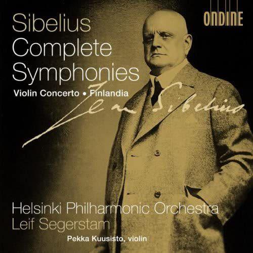 Photo No.1 of Sibelius: Complete Symphonies