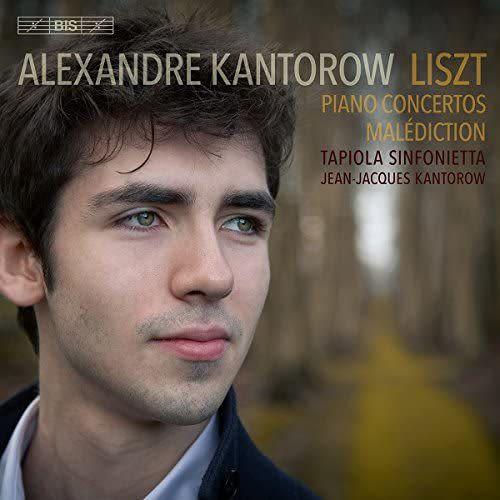 Photo No.1 of Liszt: Piano Concertos