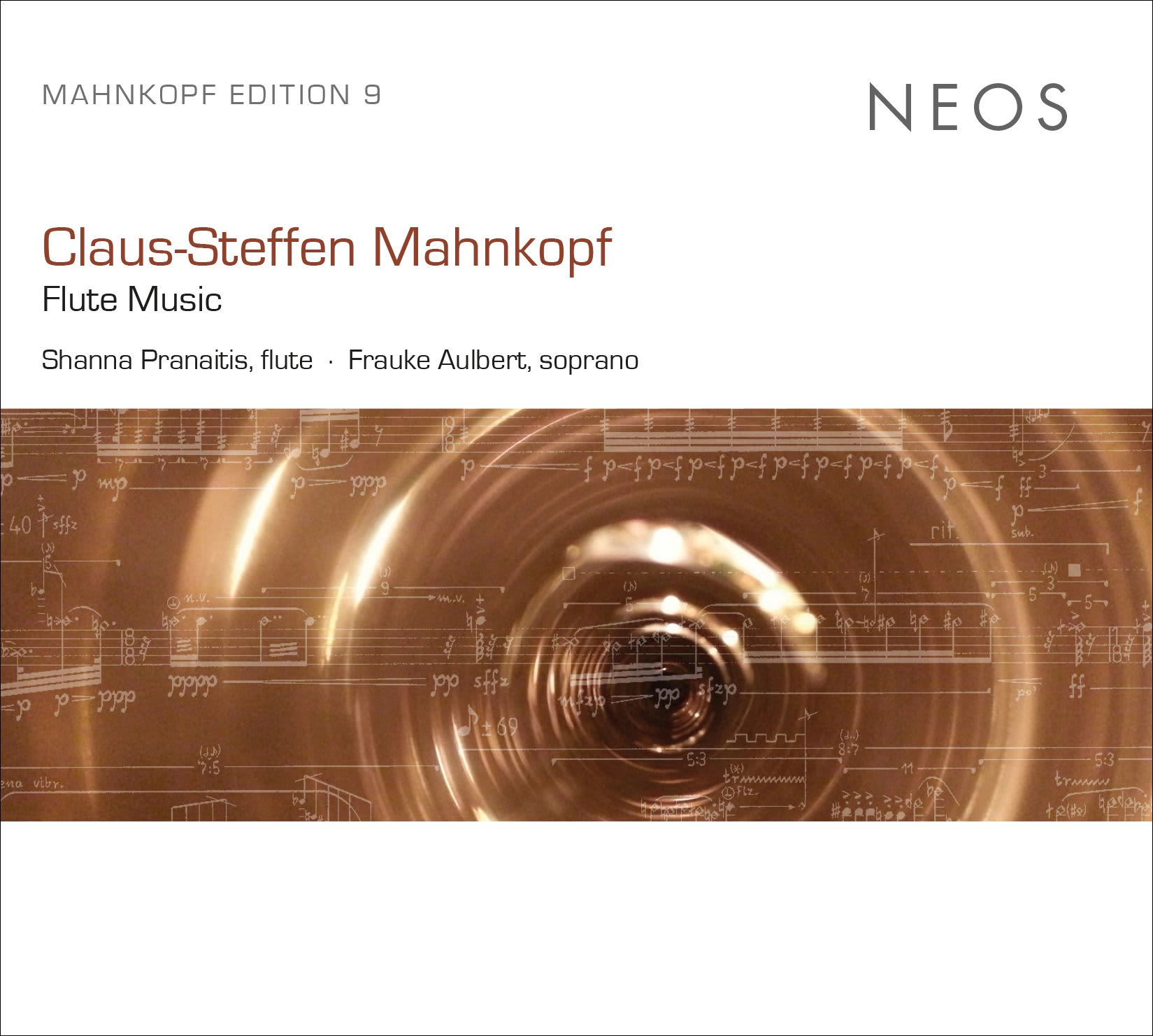 Photo No.1 of Claus-Steffen Mahnkopf: Flute Music