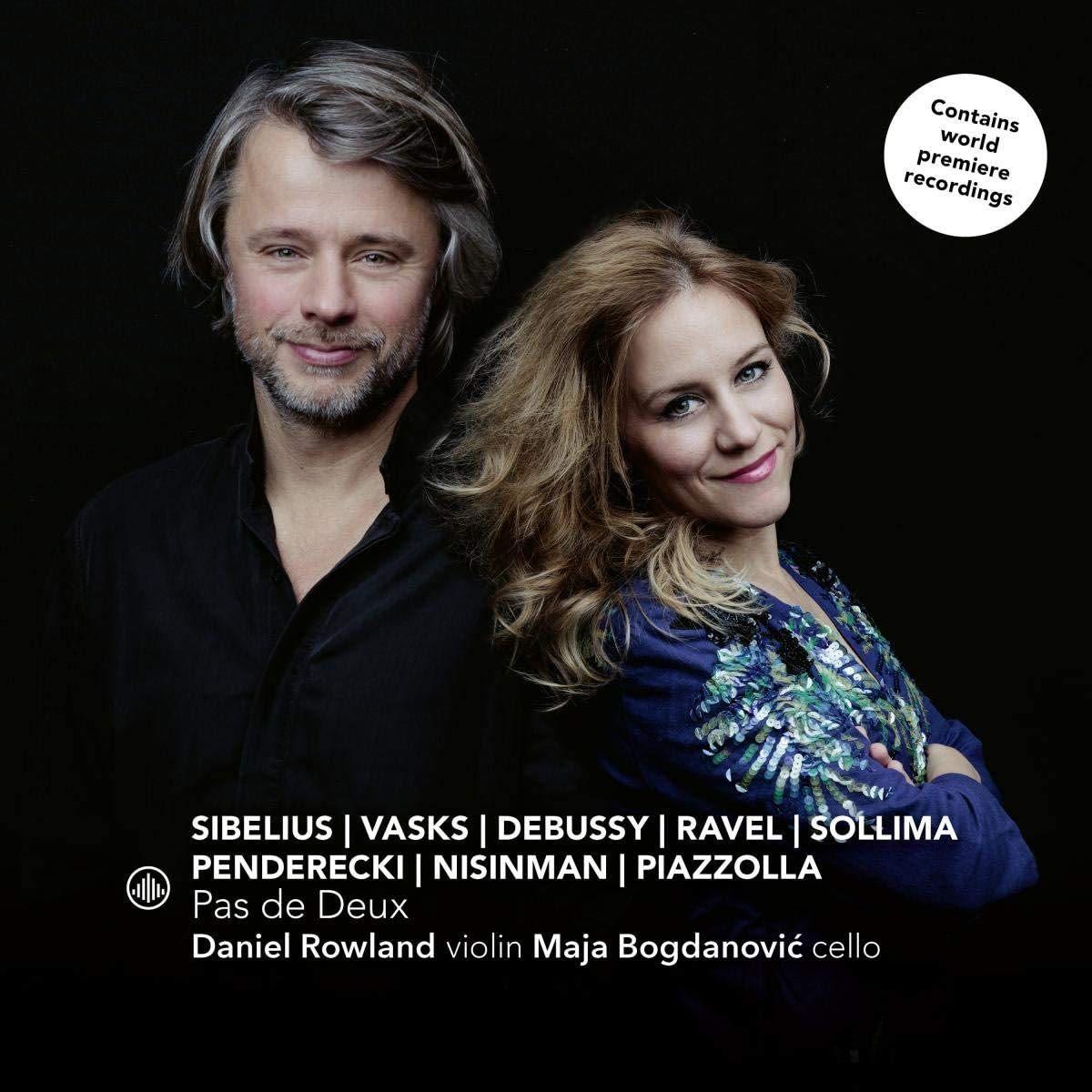 Photo No.1 of Daniel Rowland / Maja Bogdanović Pas de Deux