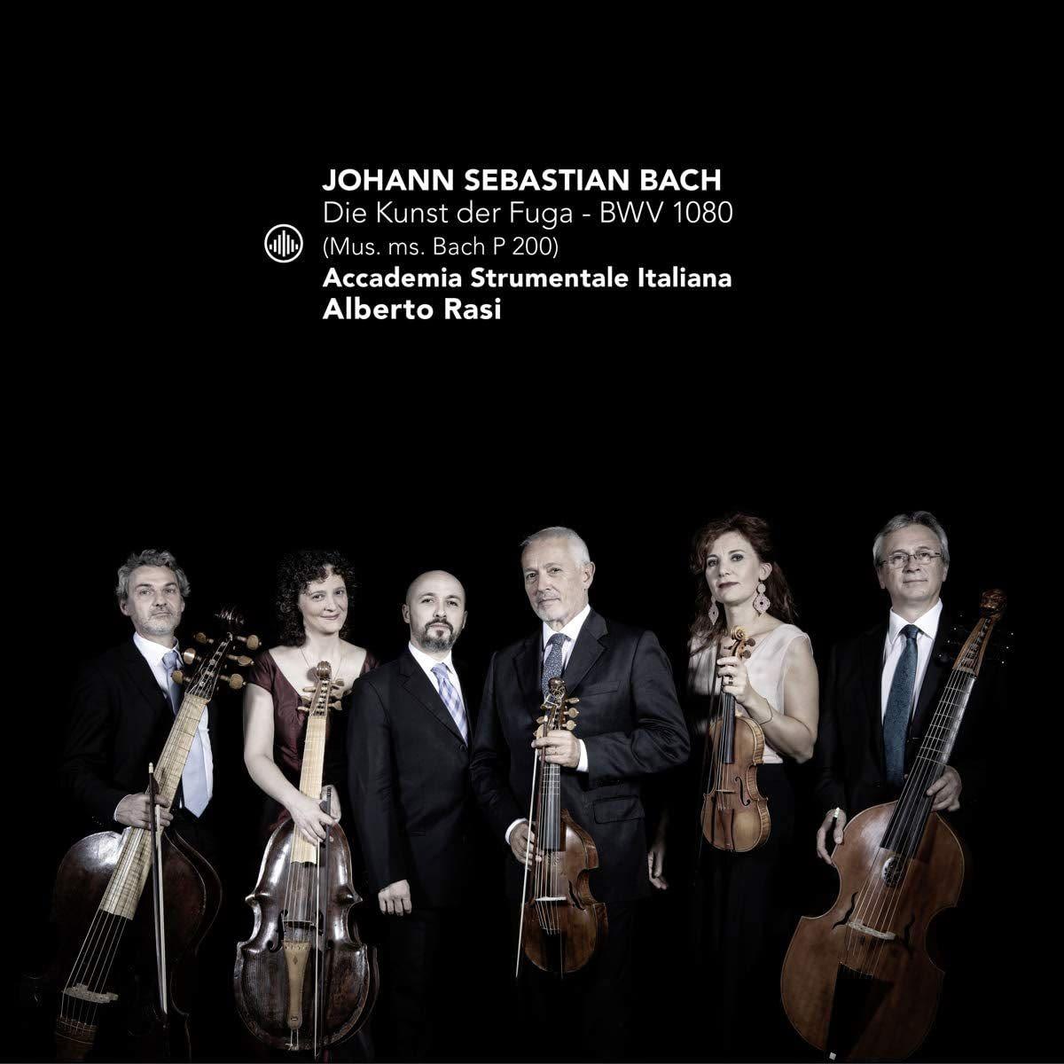 Photo No.1 of Die Kunst der Fuga, BWV 1080 (Mus. Ms. Bach P 200)
