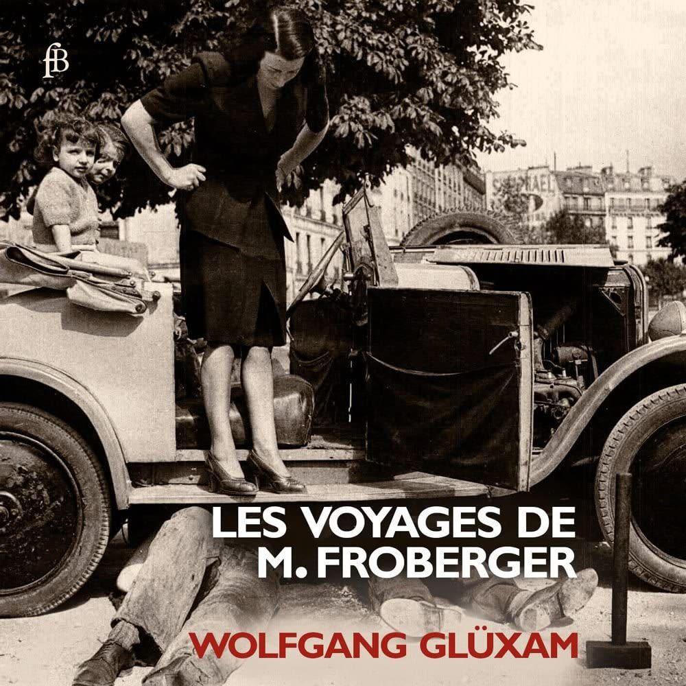 Photo No.1 of Johann Jakob Froberger: Les Voyages de M. Froberger