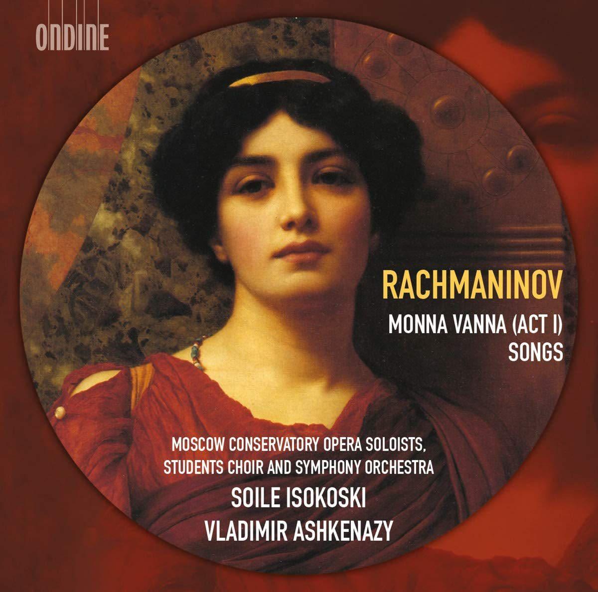 Photo No.1 of Rachmaninov: Monna Vanna (Act 1) & Songs