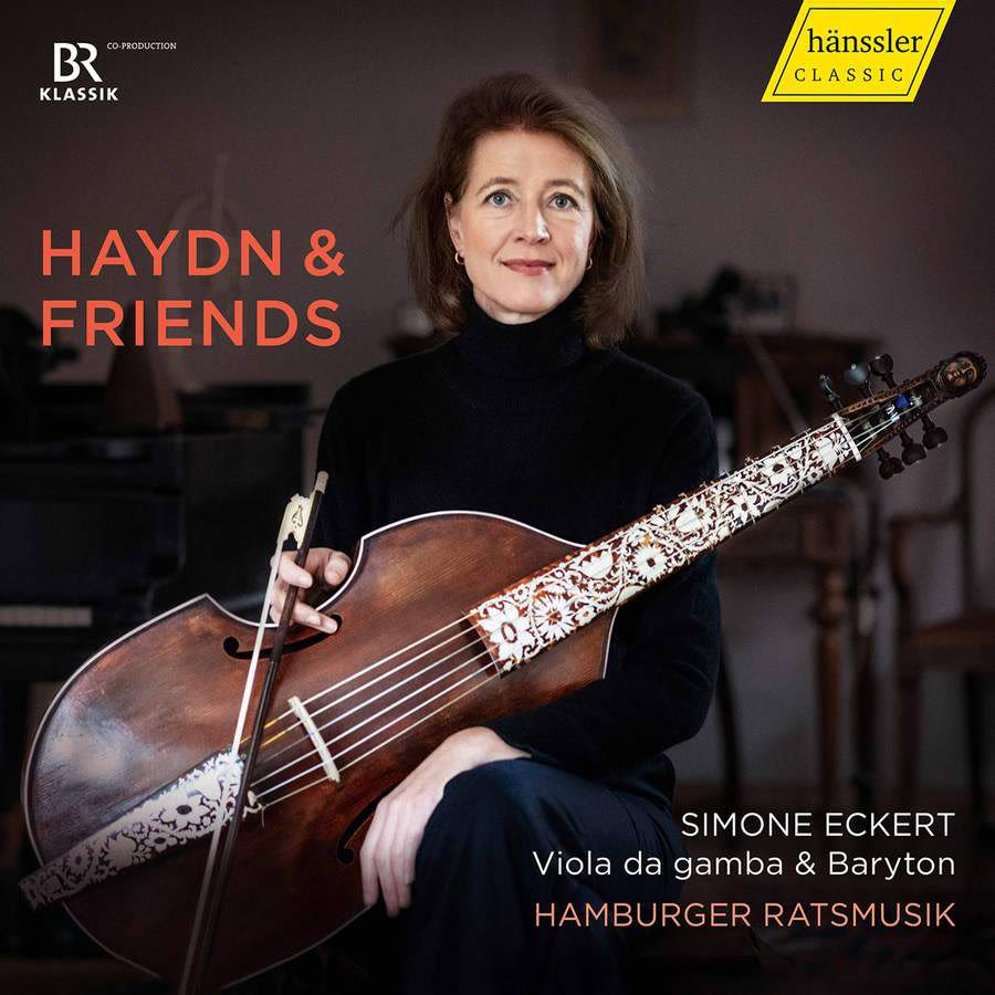 Photo No.1 of Haydn & Friends: Music for Viola