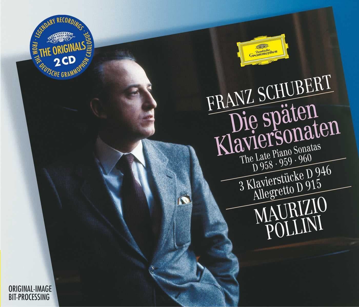 Photo No.1 of Schubert: The Late Piano Sonatas