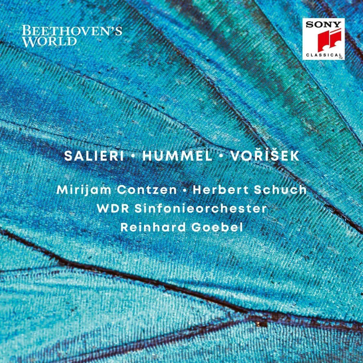 Photo No.1 of Salieri, Hummel (Double Concerto), Vorisek