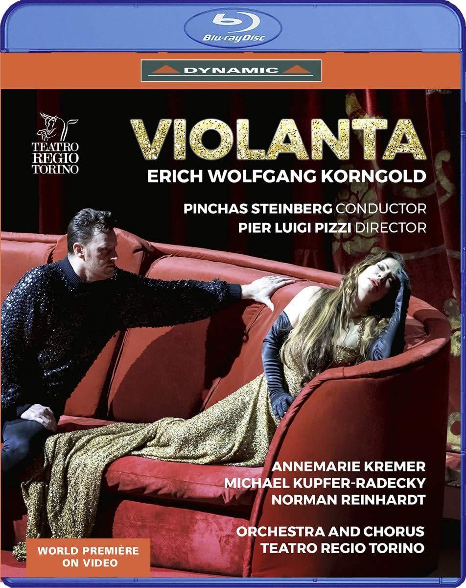 Photo No.1 of Korngold: Violanta