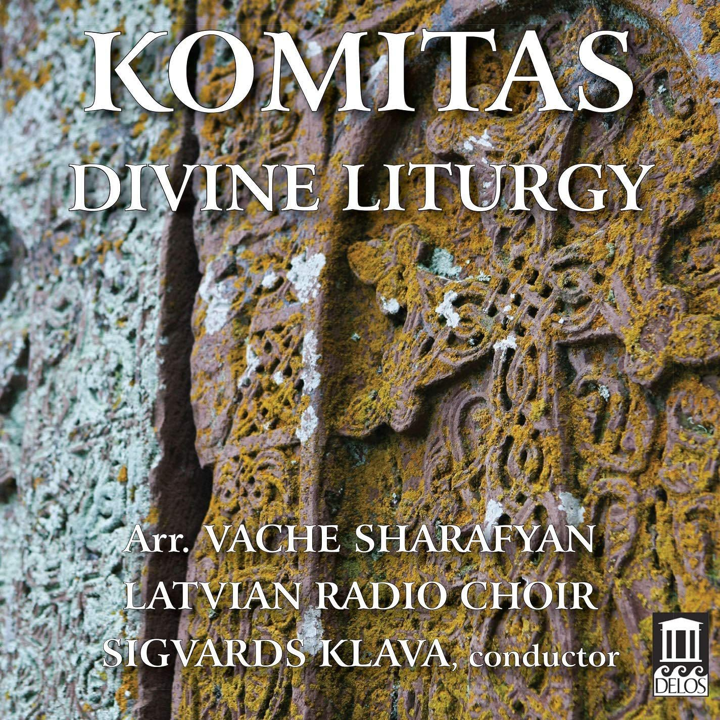 Photo No.1 of Komitas: Divine Liturgy