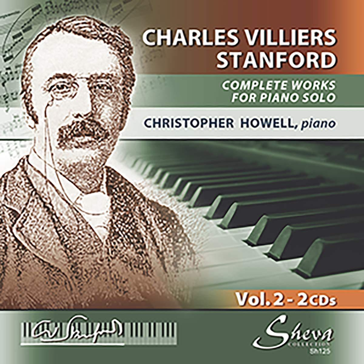 Photo No.1 of Stanford: Works for Piano Solo Vol. 2