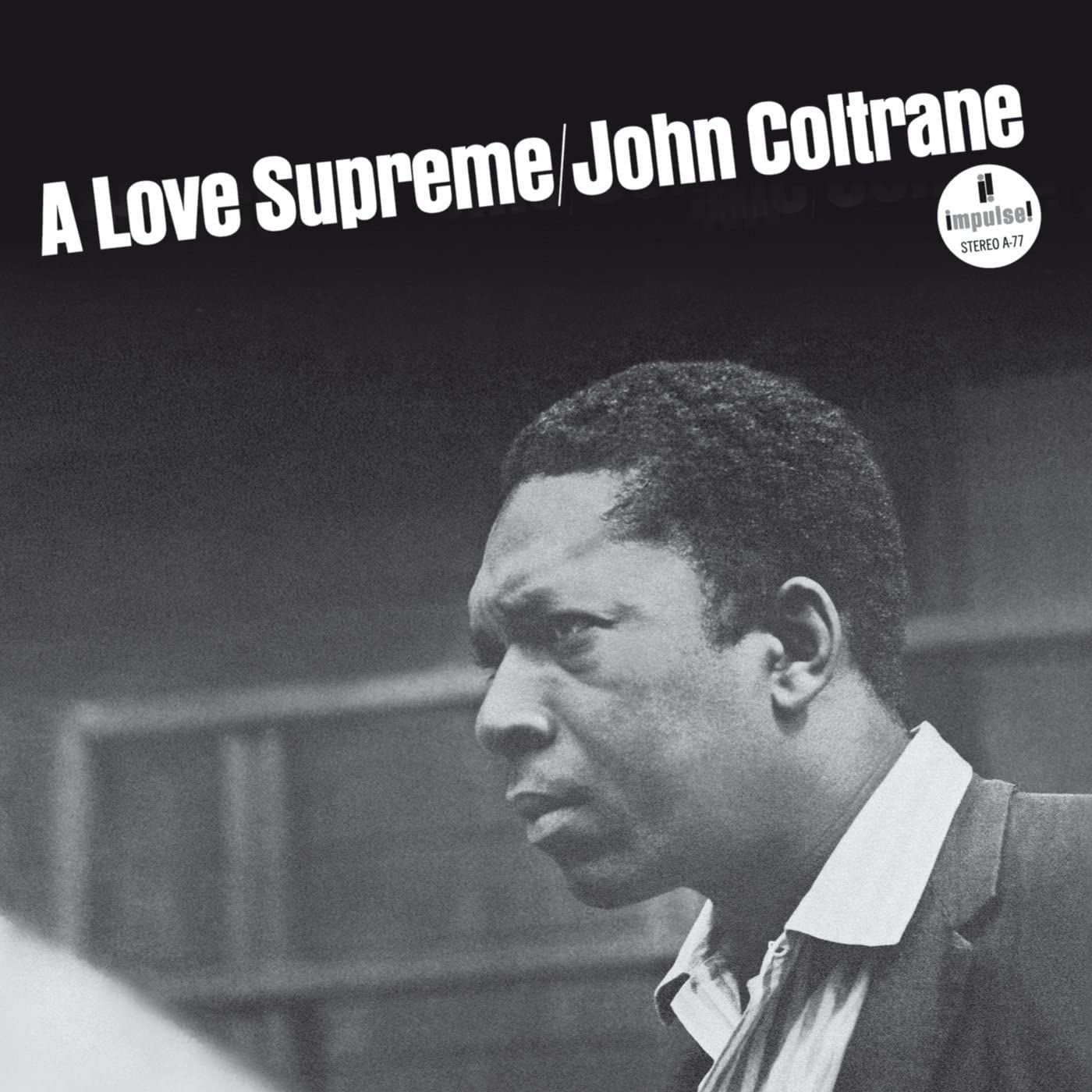 Photo No.1 of John Coltrane: A Love Supreme (Originals)
