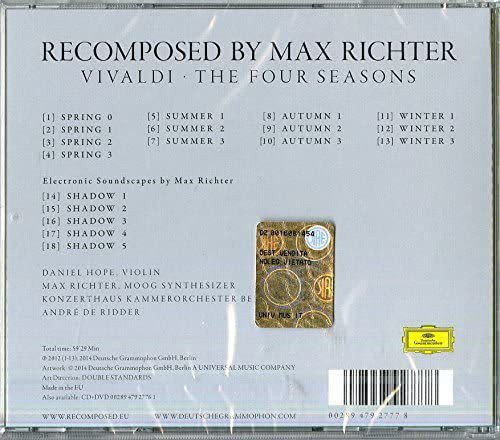 Photo No.2 of Recomposed By Max Richter: Vivaldi, The Four Seasons