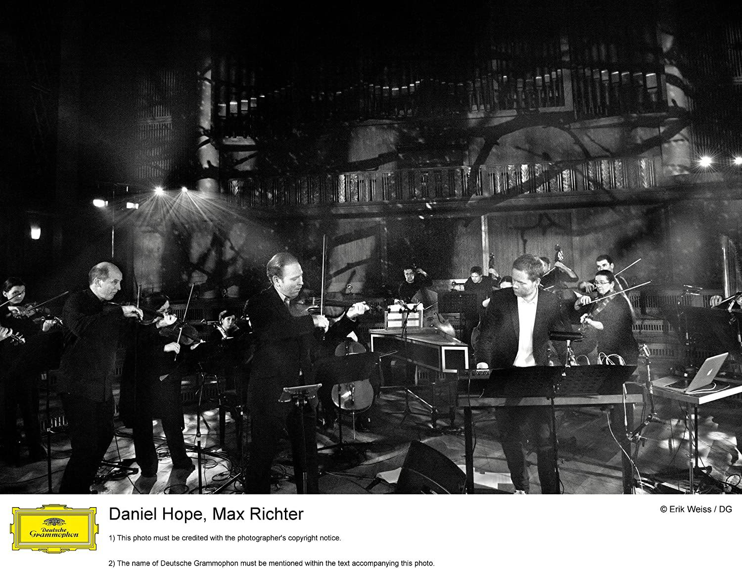 Photo No.3 of Recomposed By Max Richter: Vivaldi, The Four Seasons