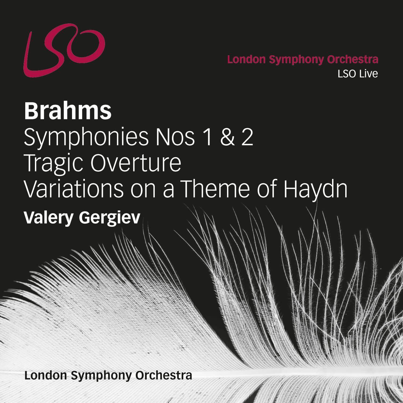 Photo No.1 of Brahms: Symphonies Nos. 1 & 2 & Tragic Overture