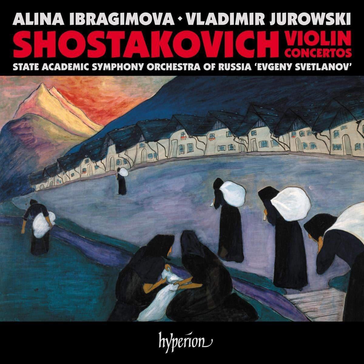 Photo No.1 of Shostakovich: Violin Concertos