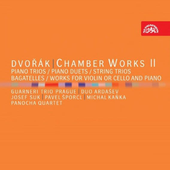 Photo No.1 of Dvorak: Chamber Works Volume 2