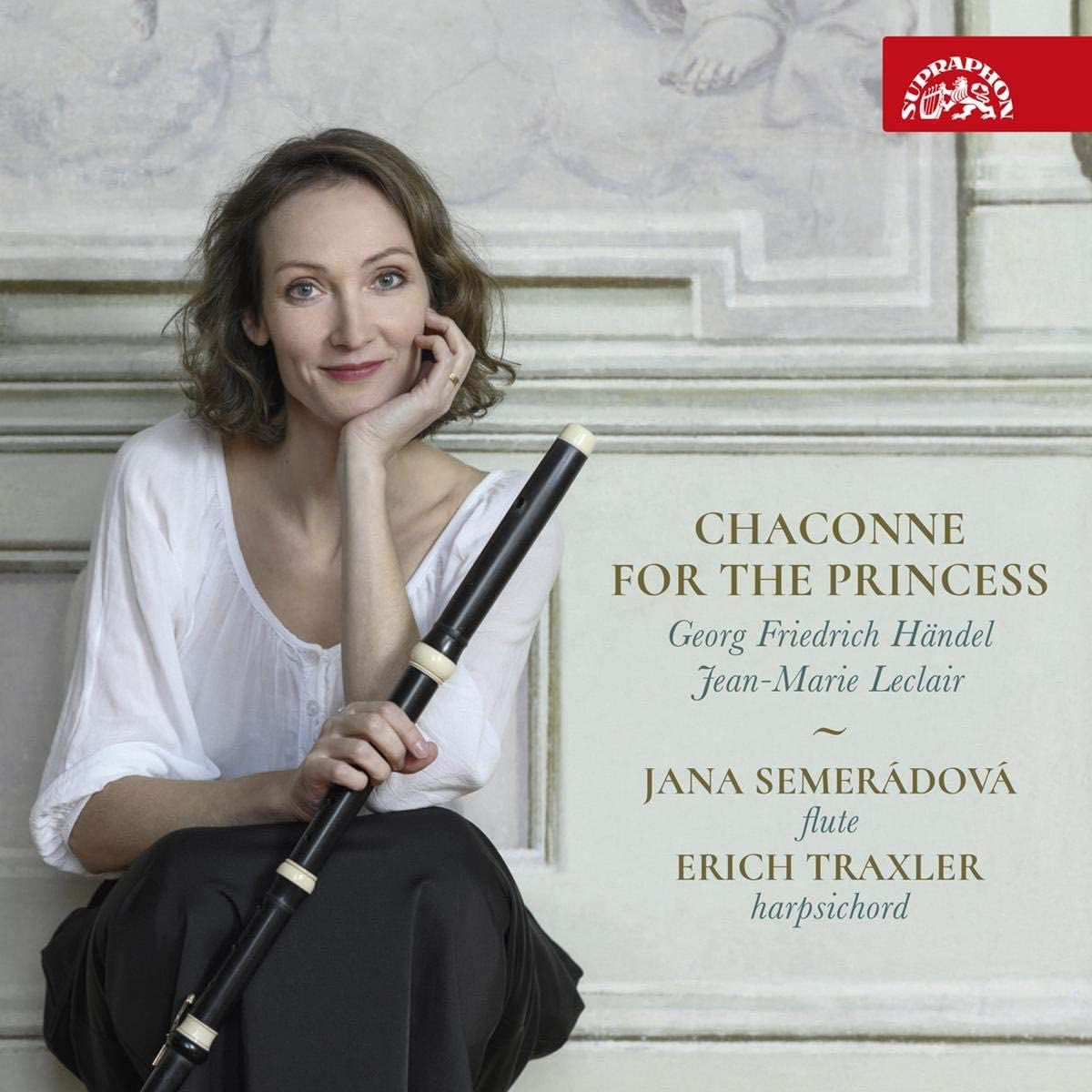 Photo No.1 of Chaconne For The Princess – Music by Handel & Leclair