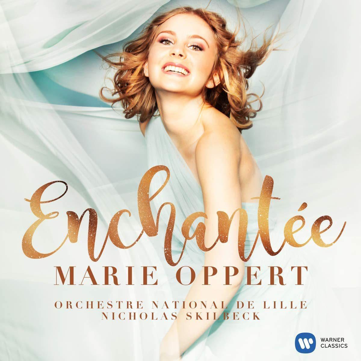 Photo No.1 of Marie Oppert: Enchantée