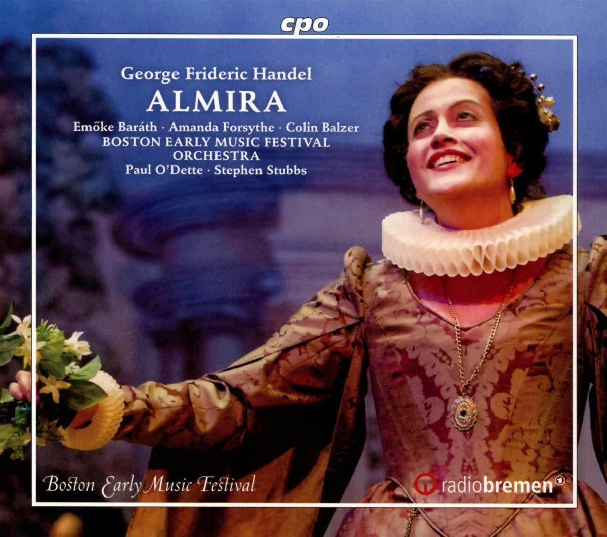 Photo No.1 of Handel: Almira
