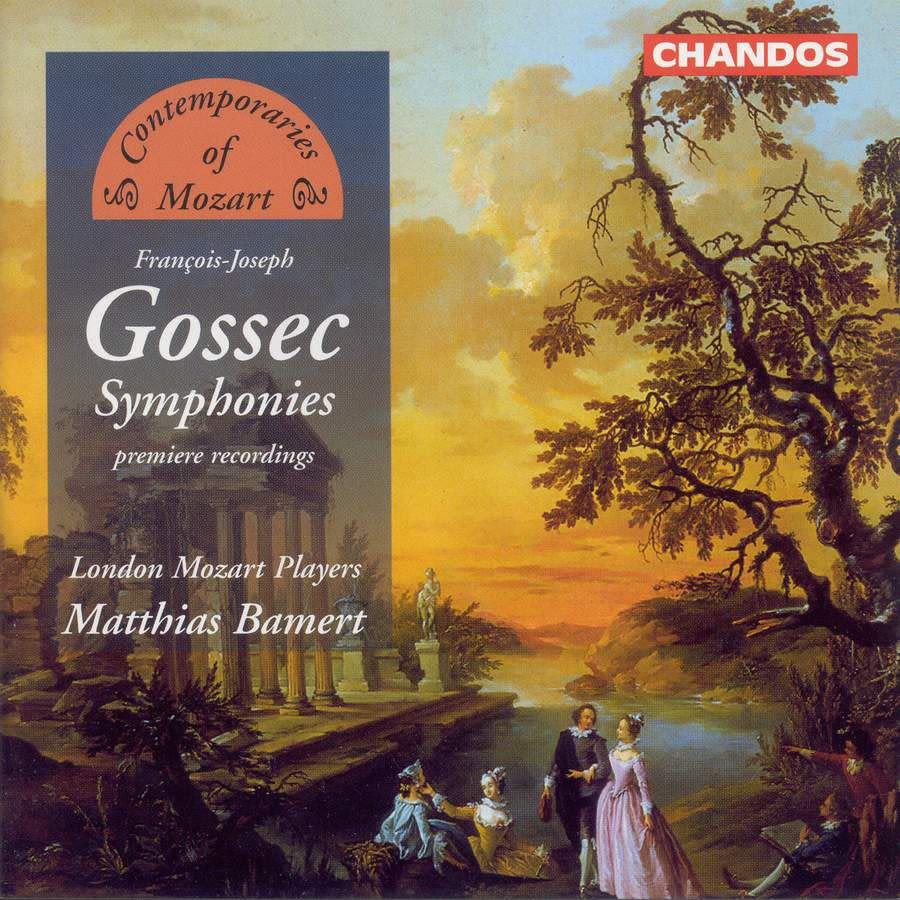 Photo No.1 of Contemporaries of Mozart - François-Joseph Gossec