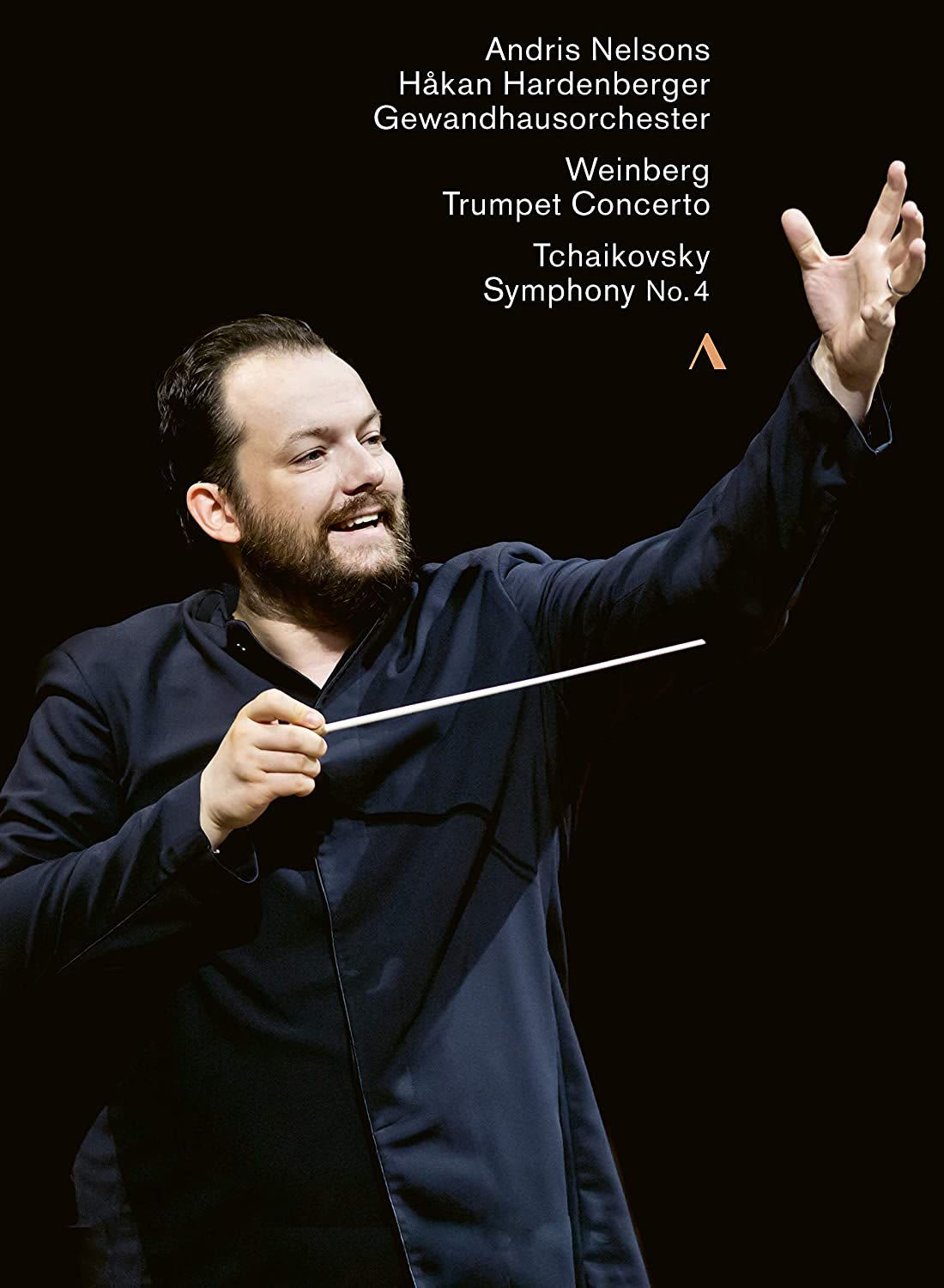 Photo No.1 of Weinberg: Trumpet Concerto & Tchaikovsky: Symphony No. 4