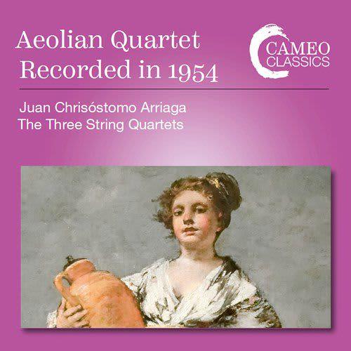 Photo No.1 of Arriaga: The Three String Quartets