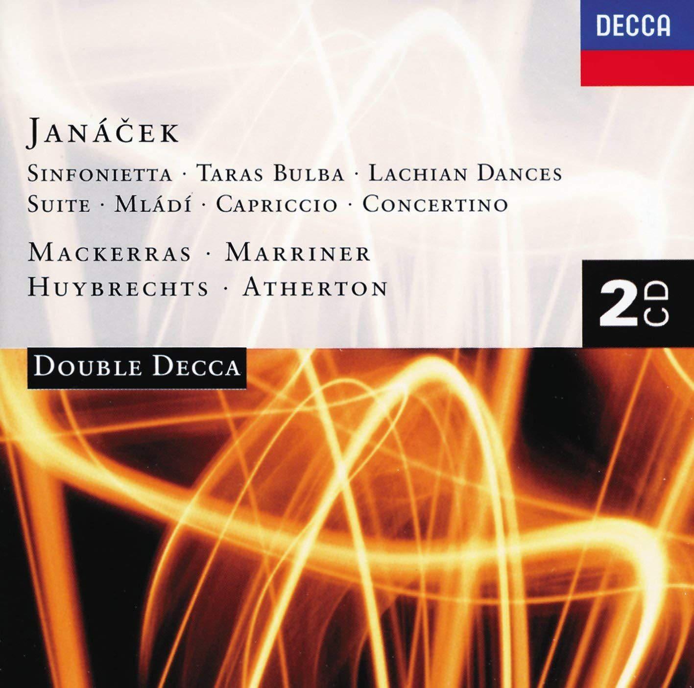 Photo No.1 of Janacek: Sinfonietta
