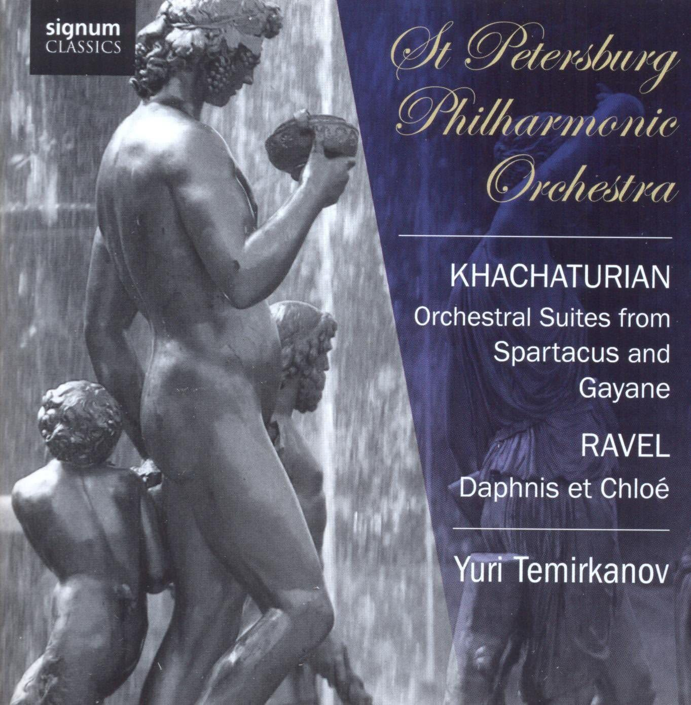 Photo No.1 of Khachaturian: Orchestral Suites from Spartacus & Gayaneh