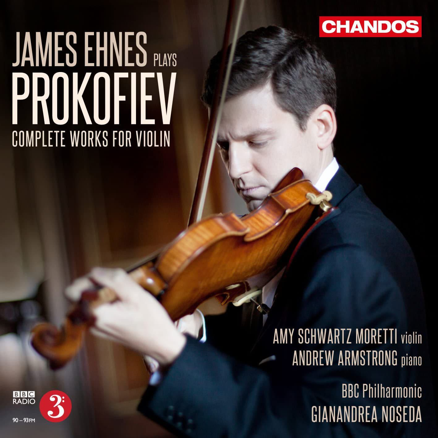 Photo No.1 of Prokofiev: Complete Works for Violin