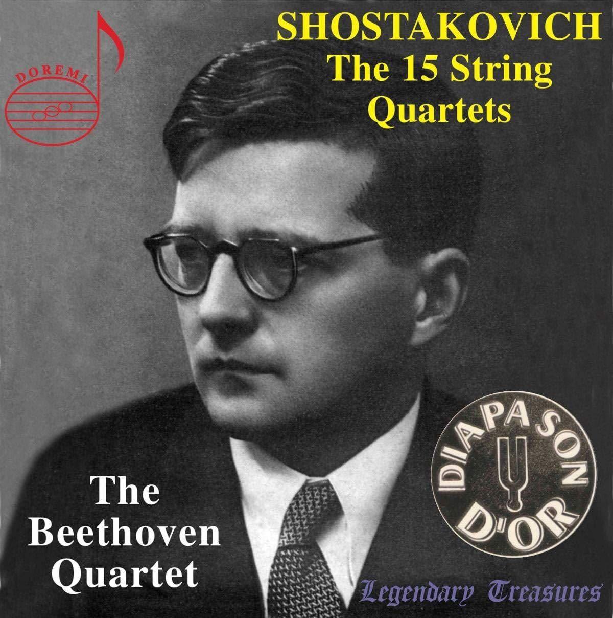 Photo No.1 of Shostakovich: The 15 String Quartets