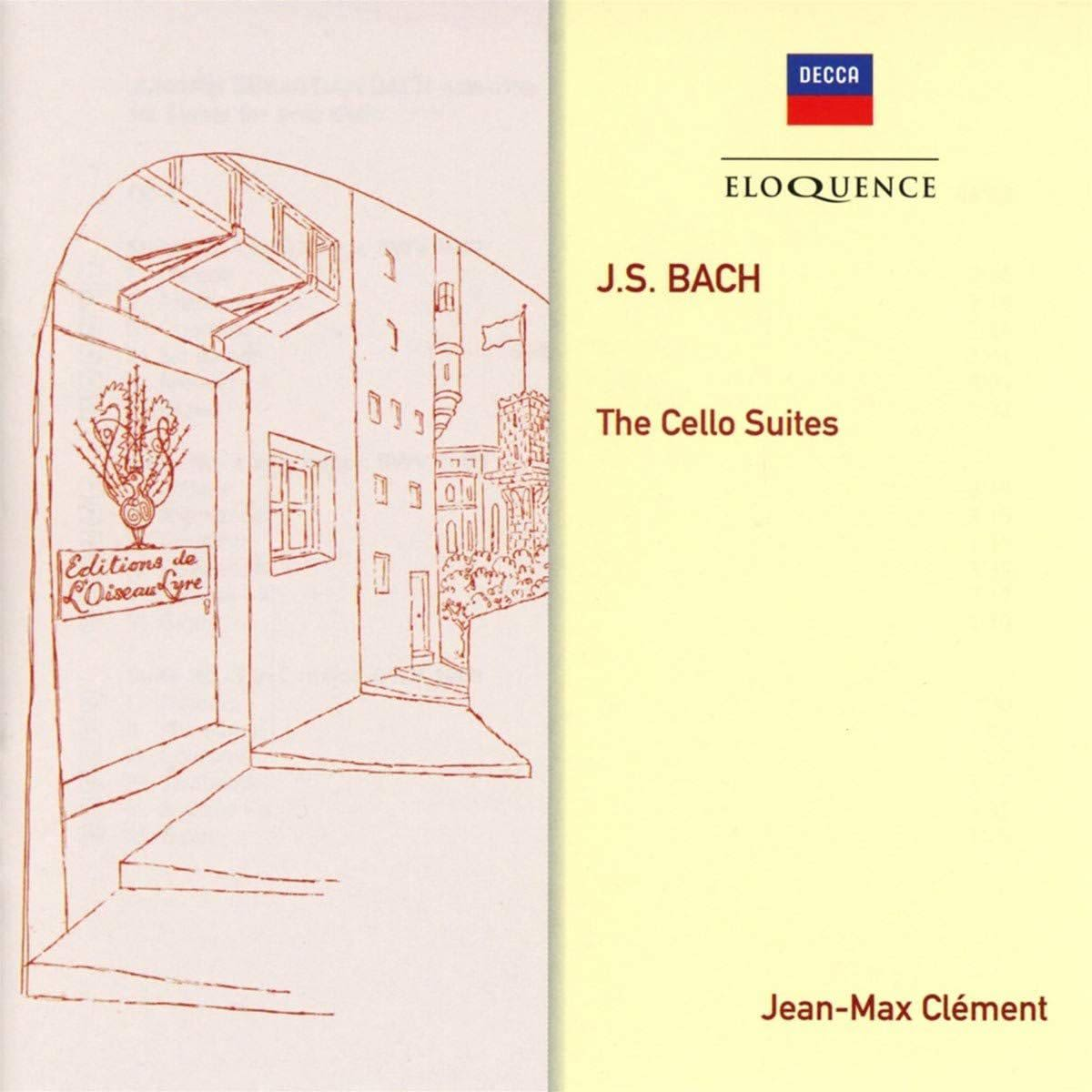 Photo No.1 of J.S. Bach: Cello Suites