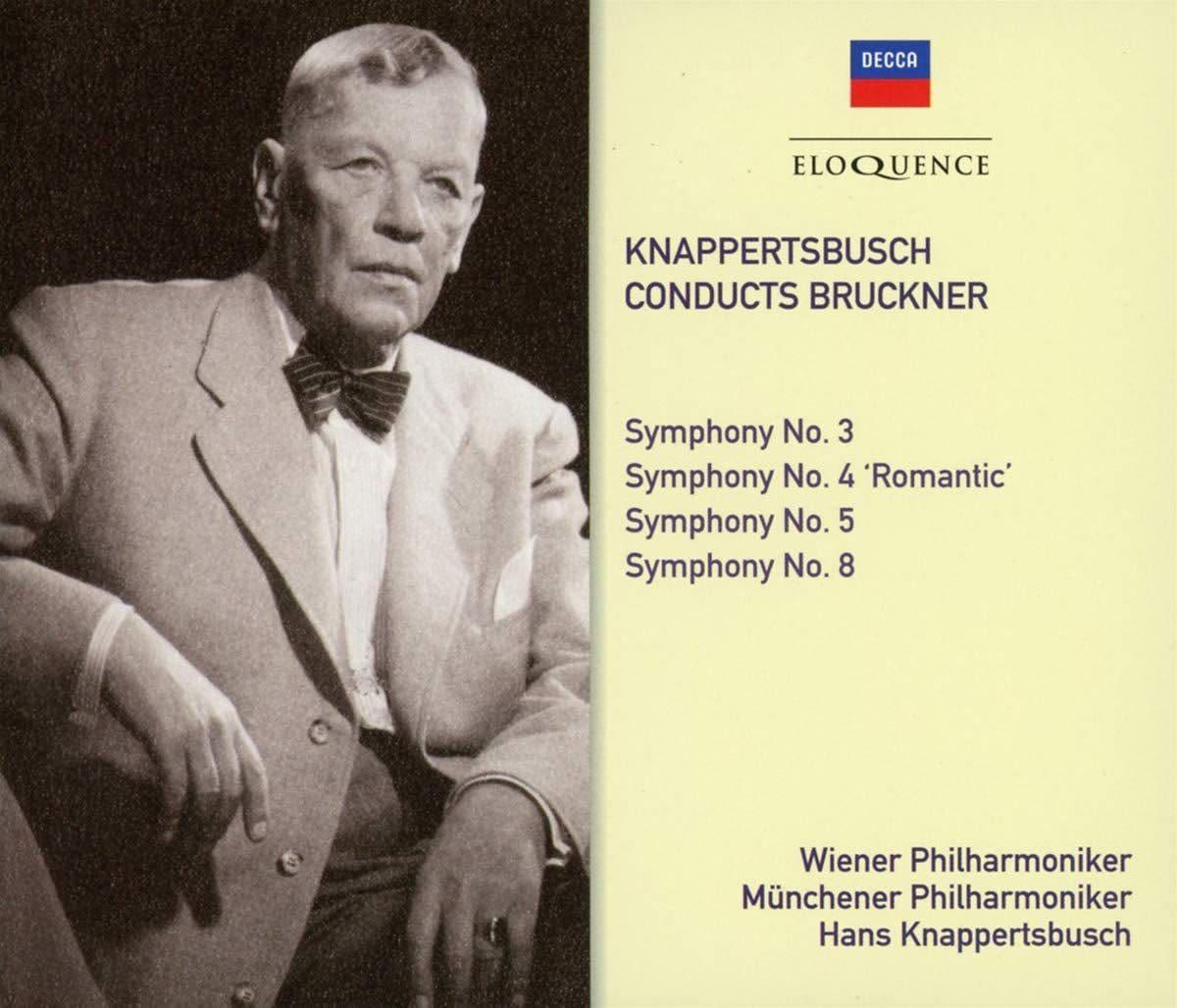 Photo No.1 of Hans Knappertsbusch – The Decca & Westminster Bruckner Recordings