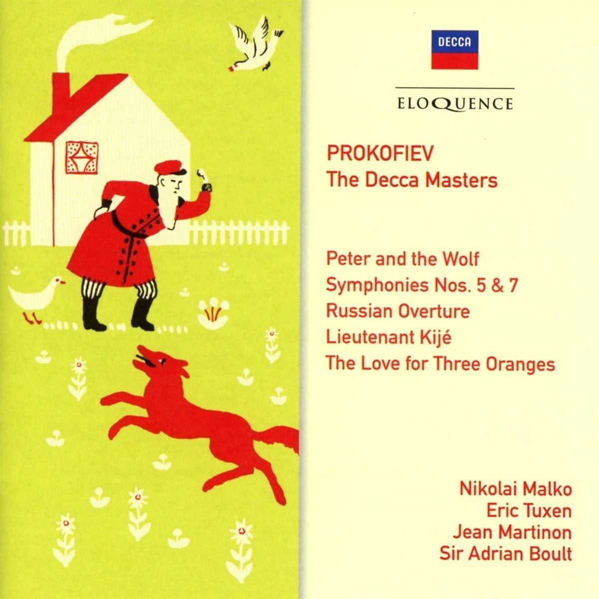 Photo No.1 of Prokofiev – The Decca Masters