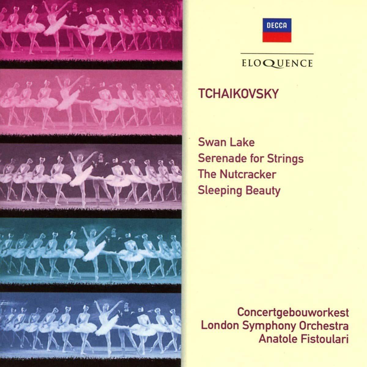 Photo No.1 of Tchaikovsky: Ballet Suites; Serenade