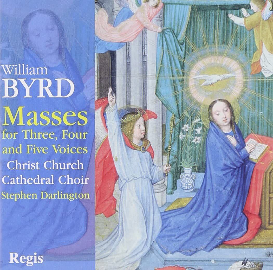 Photo No.1 of William Byrd: The Three Masses
