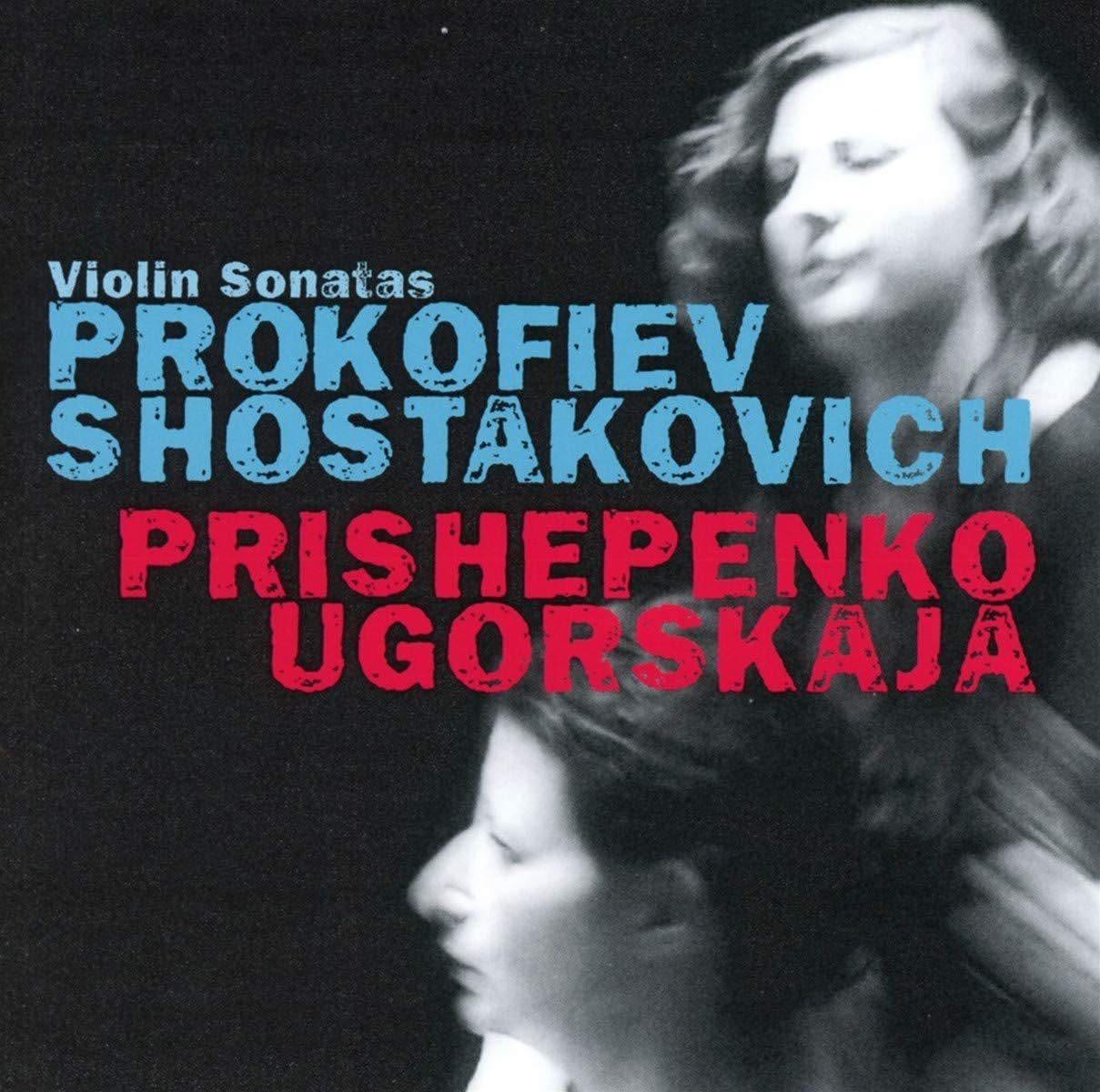 Photo No.1 of Prokofiev & Shostakovich: Violin Sonatas