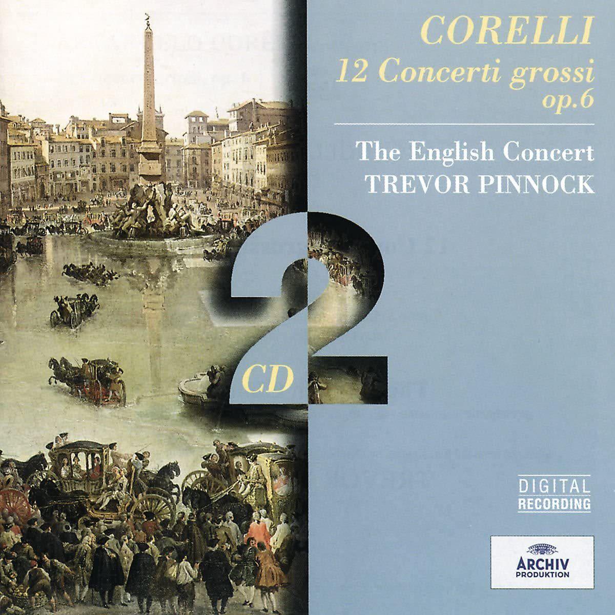 Photo No.1 of Corelli: Concerti grossi, Op. 6