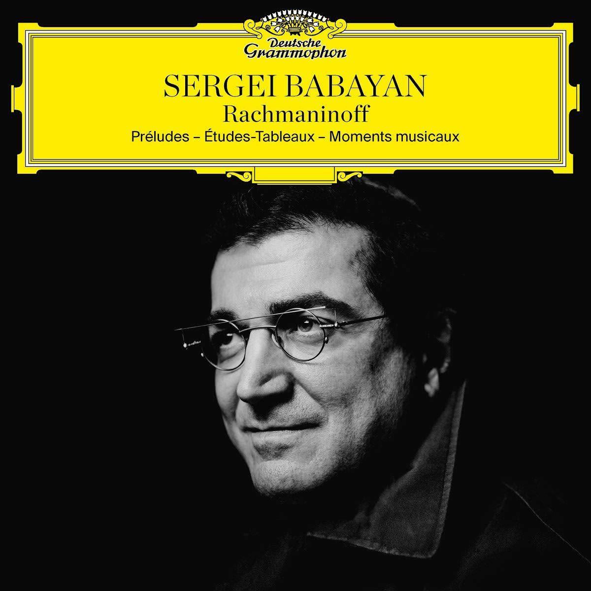Photo No.1 of Sergei Babayan - Rachmaninoff