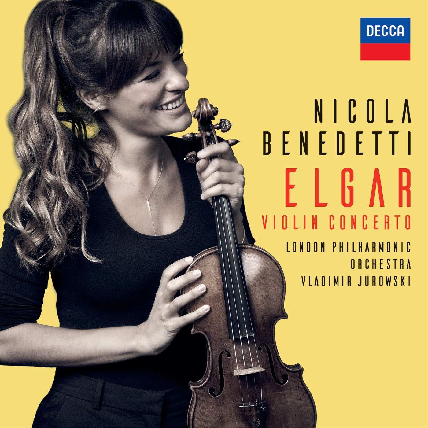 Photo No.1 of Elgar: Violin Concerto