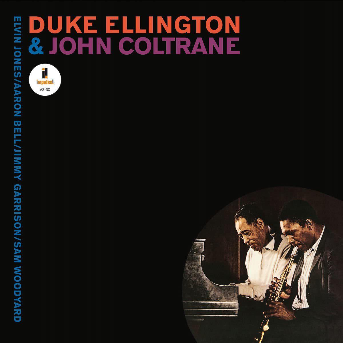 Photo No.1 of Duke Ellington & John Coltrane
