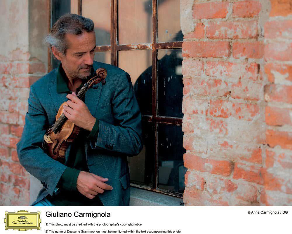 Photo No.2 of Giuliano Carmignola - Violin Concertos
