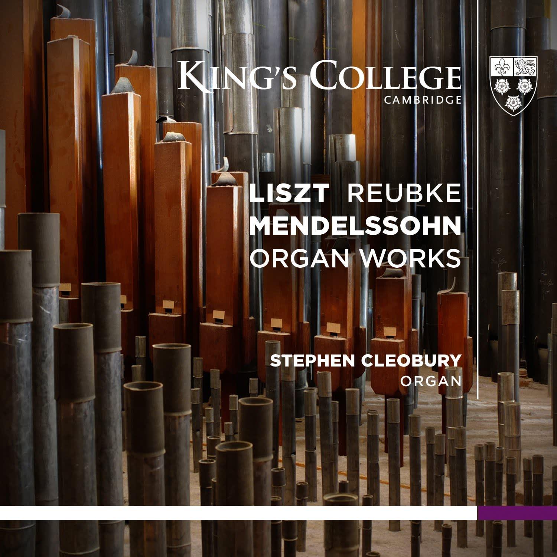 Photo No.1 of Liszt, Reubke & Mendelssohn: Organ Works