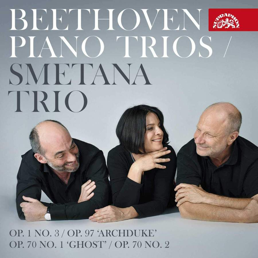 Photo No.1 of Beethoven: Piano Trios