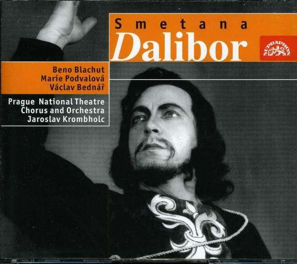 Photo No.1 of Bedrich Smetana: Dalibor ( Opera in 3 Acts)