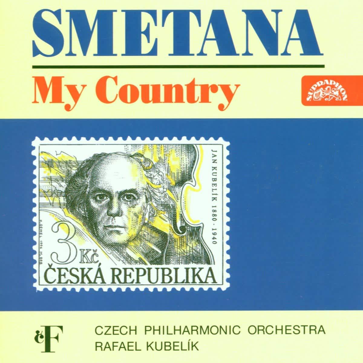 Photo No.1 of Bedrich Smetana: My Country