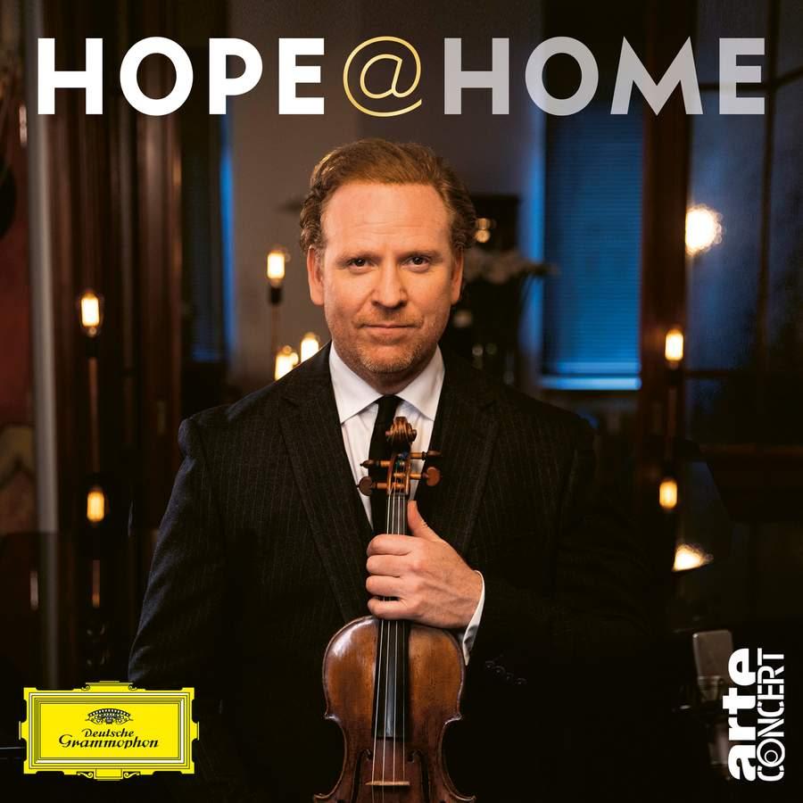 Photo No.1 of Daniel Hope - Hope at Home